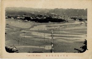 刕江の島桟橋全景