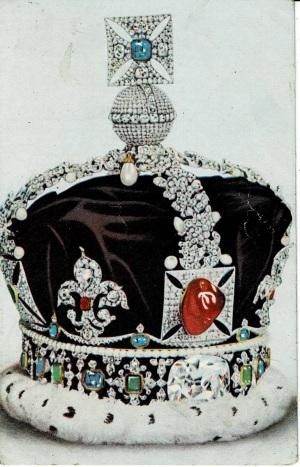 イギリス皇帝の王冠